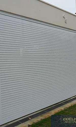 Fábrica de portões de alumínio