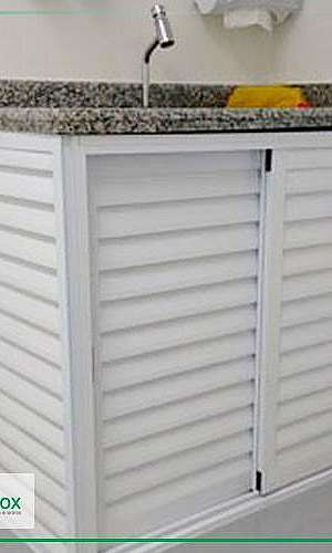 Fabricante de portas de alumínio SP