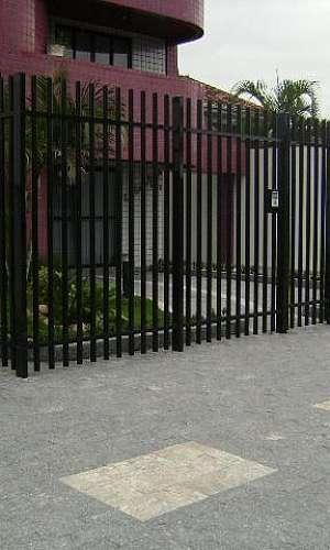 Grades e portões de ferro