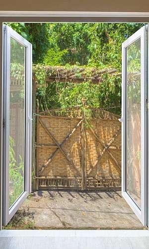 Porta PVC Branca