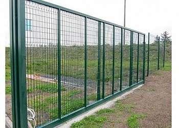 Portão de alambrado sp