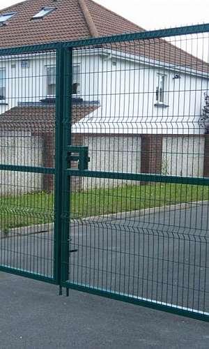 Portões de alambrado