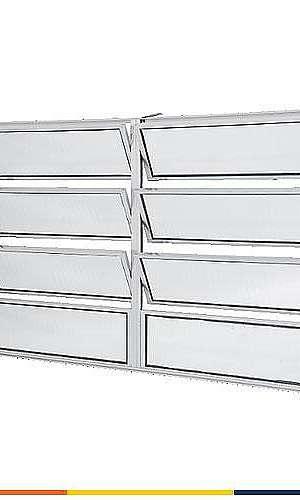 Preços de portas e janelas de alumínio
