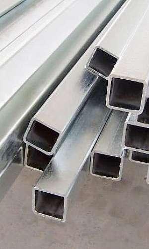 Tubo de ferro quadrado venda